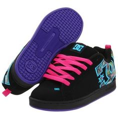 DC Court Graffik SE W - DC Shoes