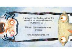 Consulta las bases en: www.nostraediciones.com