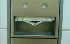 Happy Paper Towel Dispenser! :P
