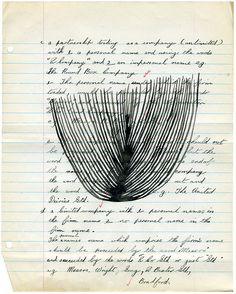 untitled sketch 16-6-11 | by Olivia Jeffries