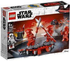Let any LEGO builder play out fun-filled training drills with the LEGO Star Wars 75225 Elite Praetorian Guard Battle Pack! Lego Star Wars Minifiguren, Star Wars Set, Star Trek, Porsche 911 Rsr, Figurine Lego, Construction Lego, Van Lego, Stormtrooper, Lego Builder