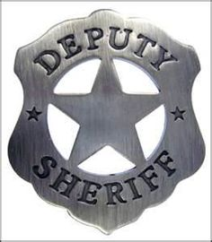 Old Western Sheriff Badge - Bing Images