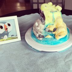 I would love this for my daughter's birthday. She is OBSESSED with Puffin Rock...