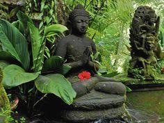Buddha Ubud Bali Indonesia