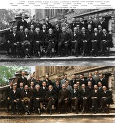 1927 Solvay Conference.... there's a geek inside me who wants to get out!