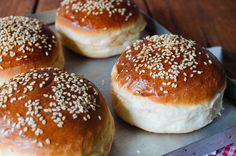 Pizza Recipes, Bread Recipes, Healthy Recipes, Burger Bread, Space Food, Salty Foods, Hamburger Buns, Pan Dulce, Bakery