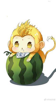 J_M Perfect World, Pikachu, Scenery, Kawaii, Cute, Baby, Fictional Characters, Landscape, Baby Humor