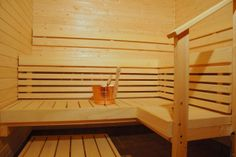 Agriturismo CaseGraziani, the Finnish sauna / Umbria, Italy