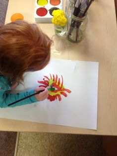 A Reggio inspired kindergarten program