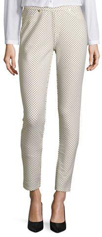 Michael Michael Kors Plus Plus Bungalow Cotton-Stretch Leggings ** Want additional info? Click on the image.