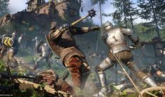 Kingdom Come Deliverance PS4 Pro to Have Better Graphics http://www.playstationlifestyle.net/2017/05/20/kingdom-come-deliverance-ps4-info/?utm_campaign=crowdfire&utm_content=crowdfire&utm_medium=social&utm_source=pinterest