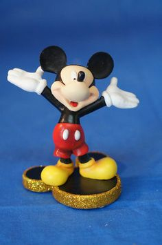 Sorcerer Mickey Mouse Jeweled Mini Figurine by Arribas $40 | Disney ...