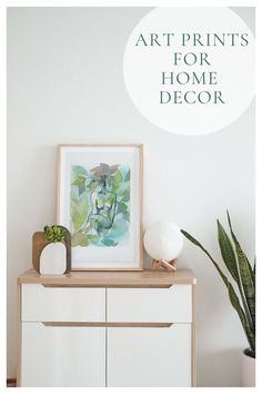Elegant and artistic fine art prints that will elevate your home decor with a touch of color and personality. If you love to dress your walls with art pieces that reflect your love for nature and a feminist view of the world, you will love this collection of watercolor paintings!#feministart #walldecor #artisticprints #fineartprints #watercolorpainting #gicleeprints Art Prints For Home, Wall Art Prints, Fine Art Prints, Watercolor And Ink, Watercolor Paintings, Abstract Watercolor, Boho Bedroom Decor, Nordic Bedroom, Colorful Artwork