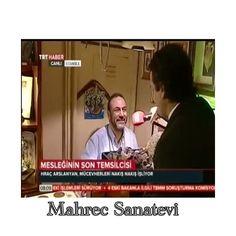 TrtHaber canlı yayına çıktık. www.mahrecsanatevi.com