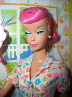 I love this so much! I use to color my barbie's hair :)