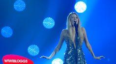 Second rehearsal: Maria Elena Kyriakou (Greece) Eurovision 2015 | wiwibl...