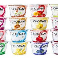 Best Chobani yogurt flavors