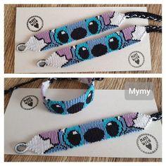 Diy Bracelets Patterns, Diy Bracelets Easy, Beaded Bracelet Patterns, Cute Bracelets, Braided Friendship Bracelets, Diy Friendship Bracelets Patterns, Knit Bracelet, Bracelet Crafts, Seed Bead Crafts