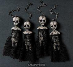 Harbinger Art Doll Ornies