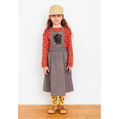 Nadadelazos Φούστα Μίντι με τιράντες - Watercans Little Dresses, Duster Coat, Hipster, Shirt Dress, Jackets, Shirts, Vintage, Party, Style