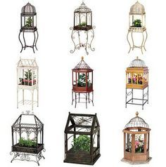 ღღ Learn about the history of Terrariums. The portable glasshouse