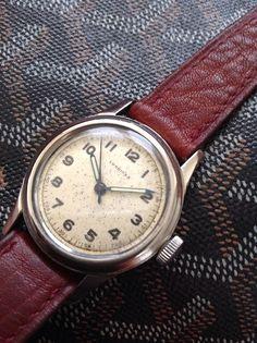 New arrival  vintage Longines #longines #calatrava #vintage #watches