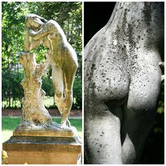 September 2014 - Fesses of the Month - This statue, entitled Méditation, stands in the Jardin du Ranelagh.  Sculpted by renowned19th century Parisian artist Tony Noël, the beautiful fanny of this lovely maiden give us much to meditate over.  http://q25749.questionwritertracker.com/J39AYNTP/