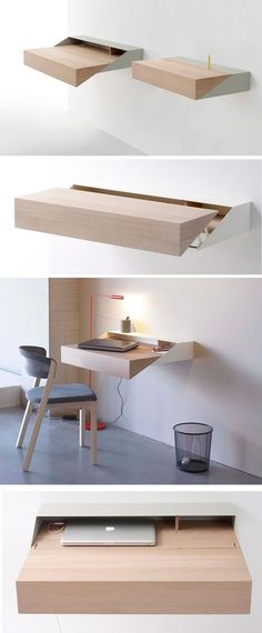 Simple and Creative Ideas: Floating Shelves Entryway Home Office floating shelf design night stands.Floating Shelves With Lights Work Spaces floating shelf living room sinks.Floating Shelves Around Tv Shelf Arrangement. Minimalist Furniture, Minimalist Decor, Modern Minimalist, Minimalist House, Minimalist Kitchen, Minimalist Interior, Minimalist Bedroom, Smart Furniture, Furniture Design