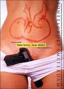 Centrum Beeldende Kunst Zeeland: vormgeving | We hangen! Zeeuwse Poster 2007 | 16 april Lezing Anthon Beeke