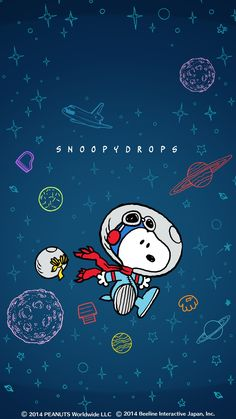53 Best Snoopy in Space images Snoopy Love, Snoopy E Woodstock, Charlie Brown Y Snoopy, Snoopy Wallpaper, Disney Wallpaper, Cool Wallpaper, Iphone Wallpaper, Peanuts Cartoon, Peanuts Snoopy