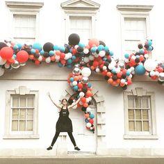 #tbt #housefestival #iwishicouldfly #bonbonballoons