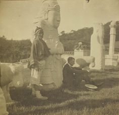 Old Photographs of Life in Korea More Than 100 Years Ago