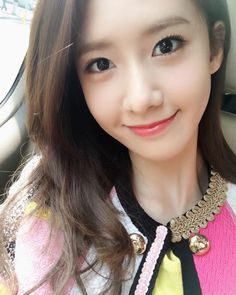 Have a good day with SNSD's pretty YoonA! More