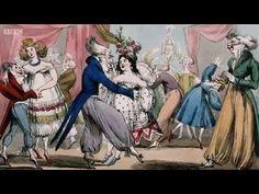 Docu BBC dans 19de eeuw GB. Dancing Cheek to Cheek  An Intimate History of Dance Episode 2  Revoluti...