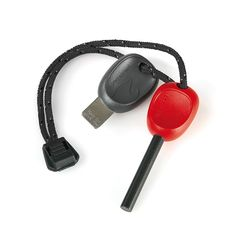 Light My Fire Swedish FireSteel 2.0 Scout 3,000 Strike Fire Starter with Emergency Whistle ** You can find out more details at the link of the image.