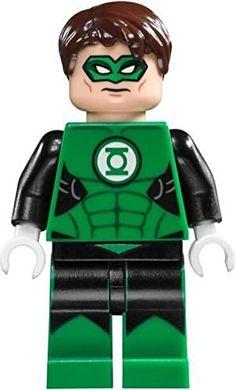 LEGO DC Comics Super Heroes Minifigure - Green Lantern (7...