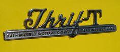 thrif t emblem