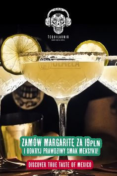 #drink #tequilarnia #from #mexico #poland #poznan #best #lemon #delicious  #tasty #fresh #refreshing #bracing #cool #fun #weekend #evening #night #party #saturday #drink margarita #promotion #our_time Margarita, Poland, Promotion, Lemon, Mexico, Tasty, Fresh, Night, Drinks