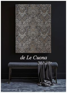 De Le Cuona's new collection Stormy Serenity