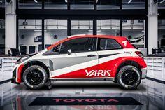 Der neue Toyota Yaris WRC (Foto: Toyota)