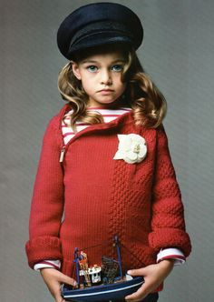 The Enfants supplements in Vogue Paris always make me want babies. How sweet is this one from back in 2009? I love the nautical New England vibe. Am I too old for a crochet lobster? (via Catalina in Wonderland) Keep in touch!Instagram//Twitter//Tumblr//Facebook//Pinterest  YOU MAY ALSO LIKECarolina and TimPreggo CutenessGirl Crush: ClémentineBest of Etsy: The …