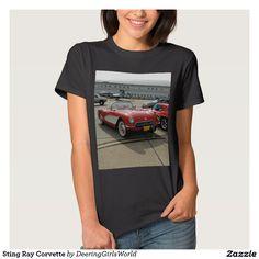 Sting Ray Corvette T-Shirt