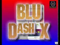 BLU Dash X with 5 inche HD Display