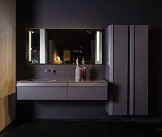 LOGICA + NASTRO LIGHT #bathroom #signconcept #design #madeinitaly