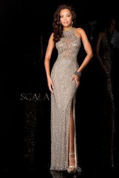 0c4ff70940eb 43 Best Scala images in 2017 | Evening Gowns, Evening dresses ...