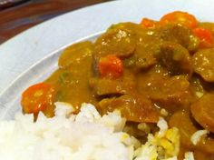 Varoma Curried Sausages