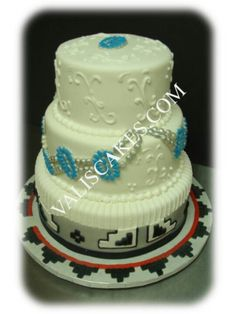 Navajo cake