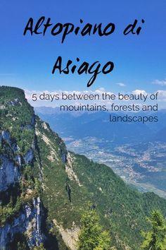 Altopiano di Asiago - Italy