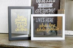 Seasonal phrases for silhouette
