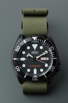 Seiko modded for G.I  ?